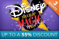 Disney Touch of Magic 3-Nights Special