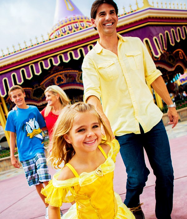 Disney Vacations in Orlando