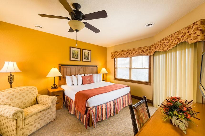 Westgate Smoky Mountain Resort Accommodations