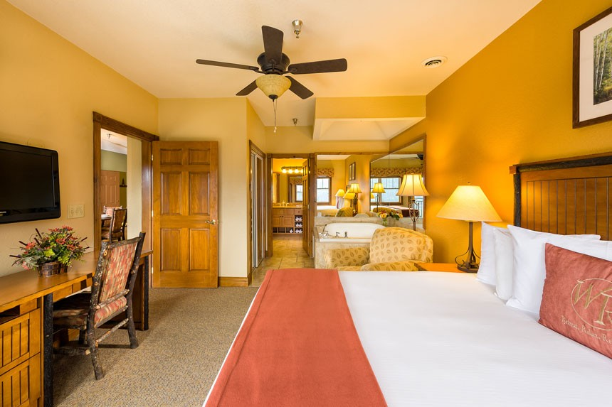Westgate Smoky Mountain Resort Accommodations