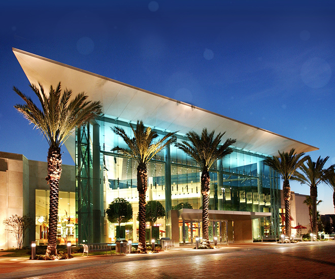 Shop at the Mall at the millenia