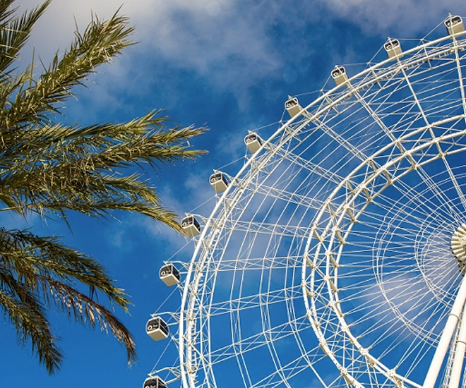 Orlando Eye on iDrive
