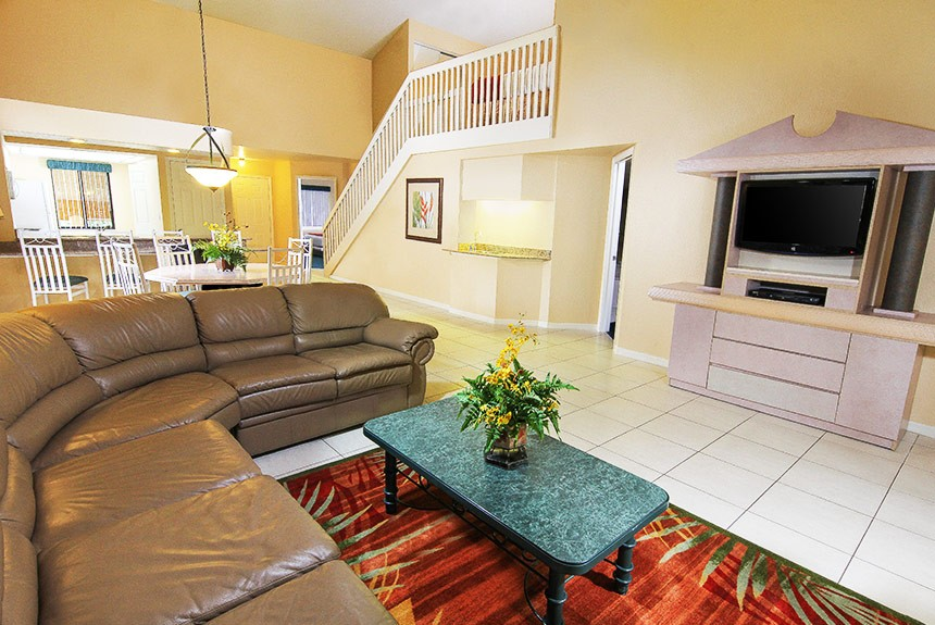 2 Bedroom Loft in Orlando | Westgate Villas Resort and Spa