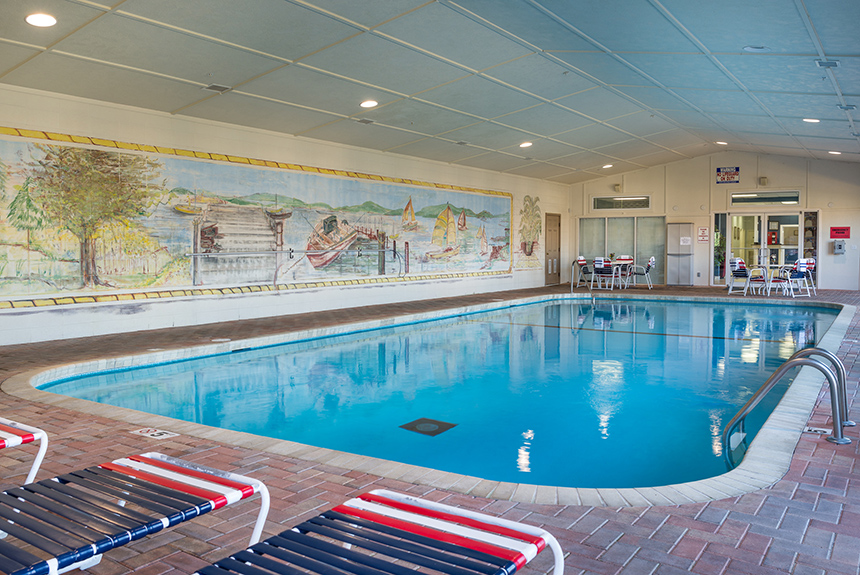 Westgate Branson Lakes Indoor Pool