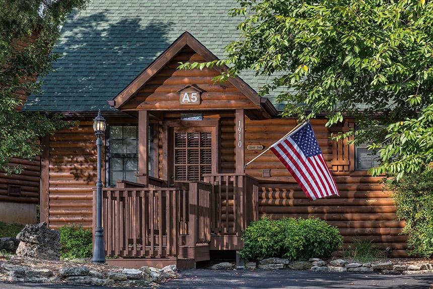 Westgate Branson Woods Cabin