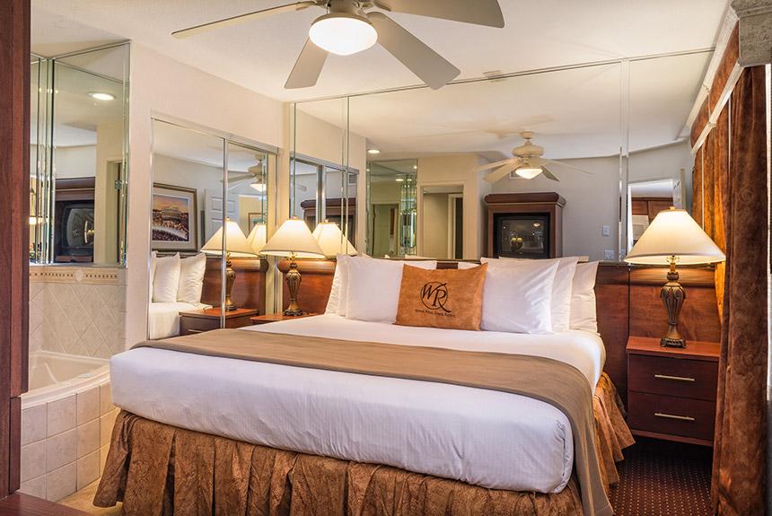 Westgate Flamingo Bay Resort Bedroom