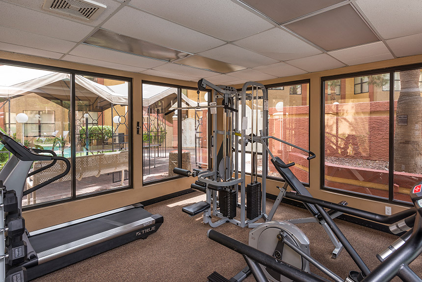 Westgate Flamingo Bay Resort on site Gym