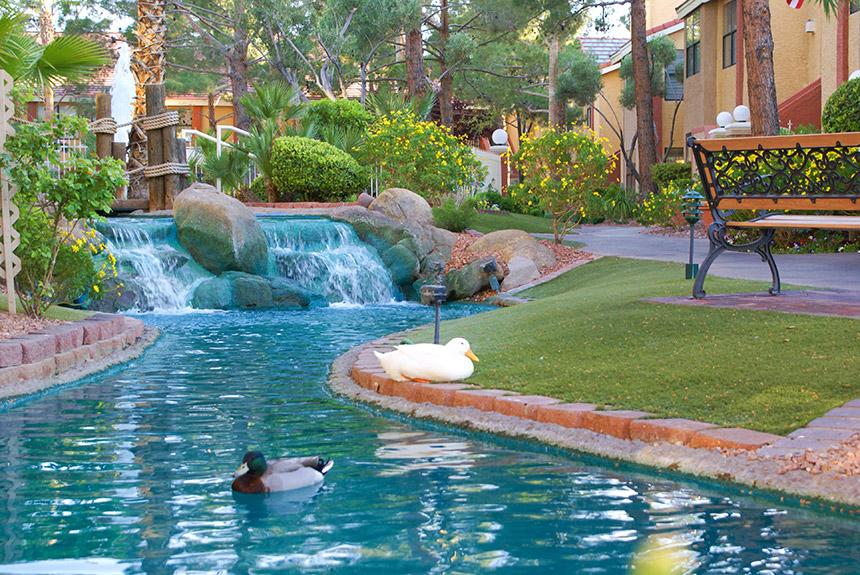 Westgate Flamingo Bay Resort resort amenities