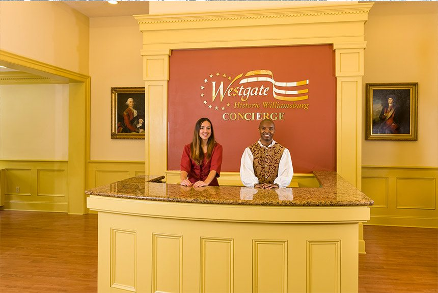 Westgate-Historic-Williamsburg-Concierge