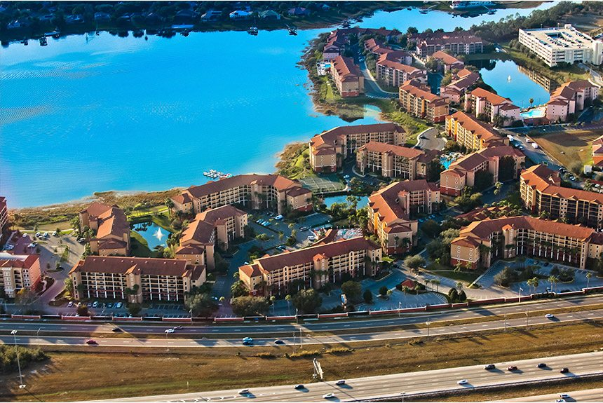 Westgate-Lakes-Ariel-View-of-Resort
