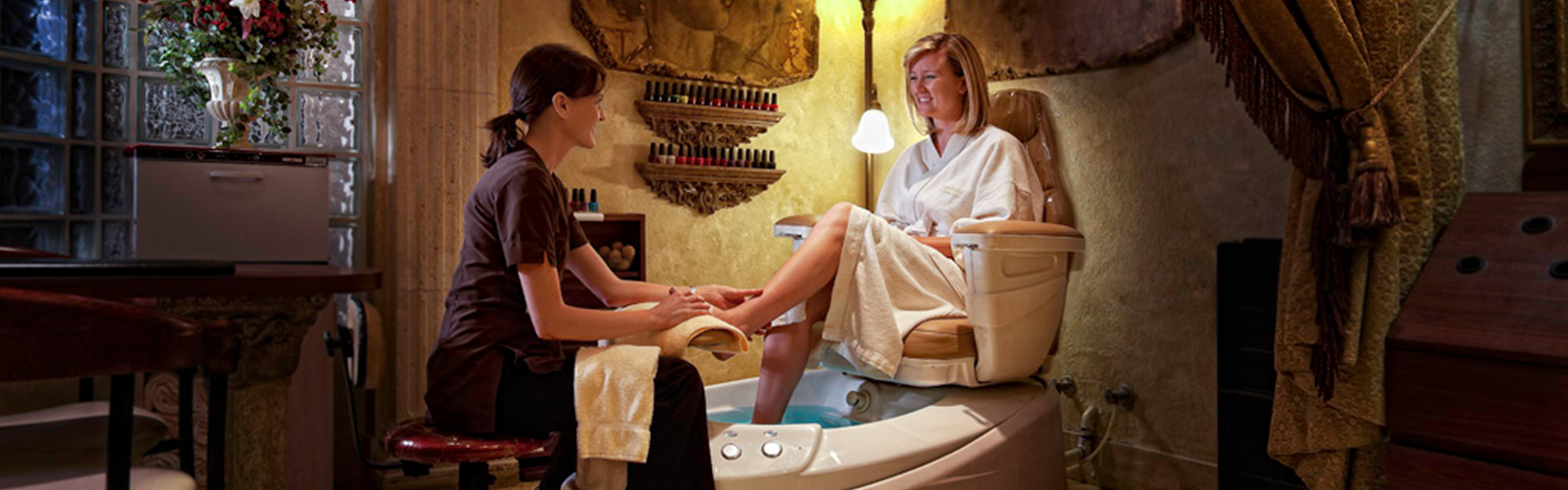Serenity Spa at Westgate Lakes Resort in Orlando, FL