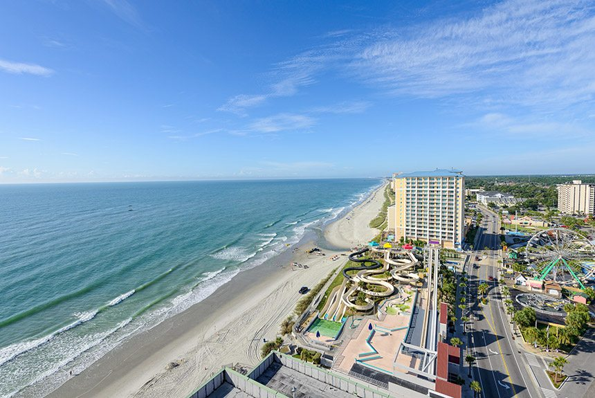 Westgate-Myrtle-Beach-Resort-Ariel-View