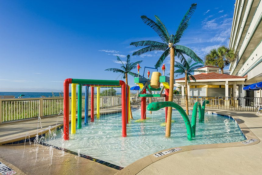 Westgate Myrtle Beach Water Play Area
