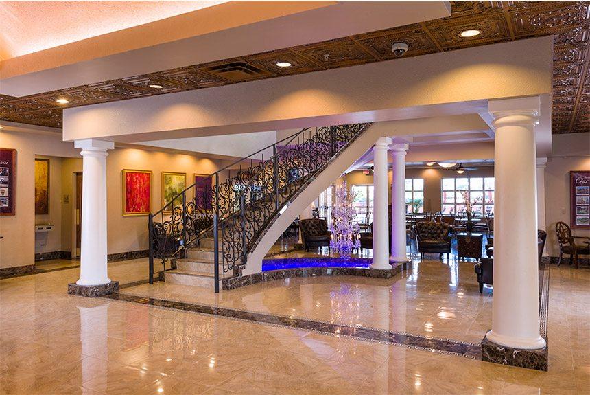 Westgate Palace Lobby