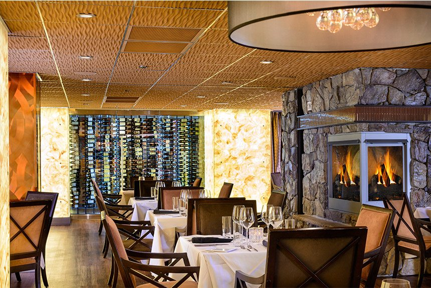 Westgate Park City EDGE Steakhouse and Wine Room
