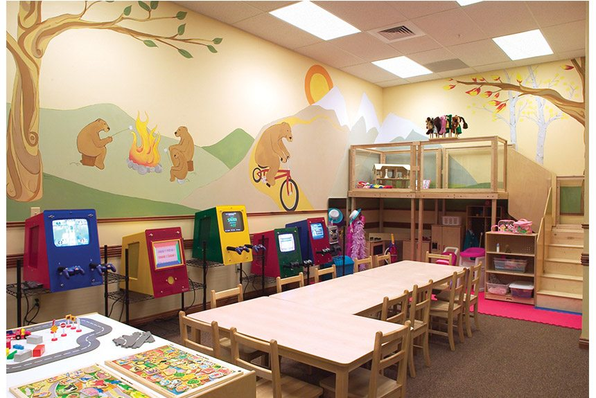 Westgate Park City Kids Center