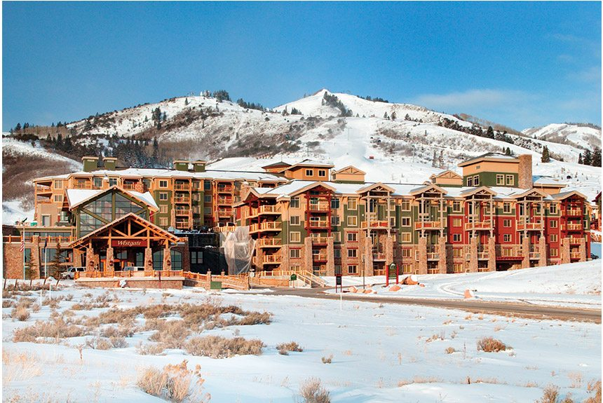 Westgate Park City -Resort and Mountain View