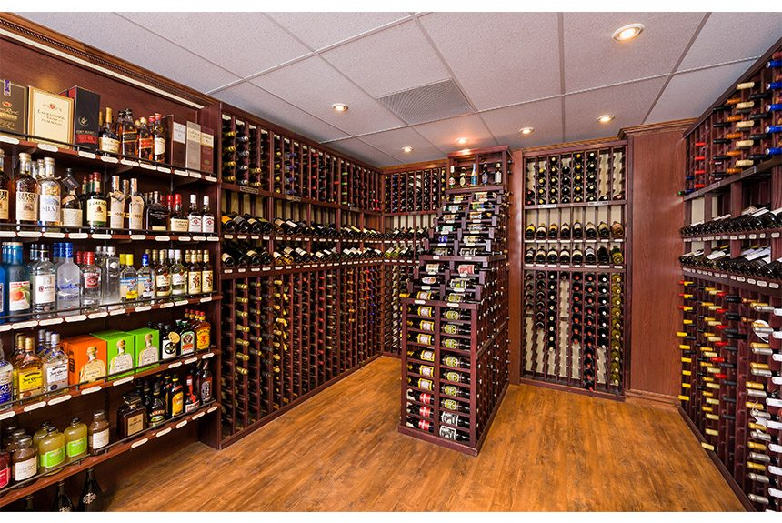 Westgate Park City Wine Room