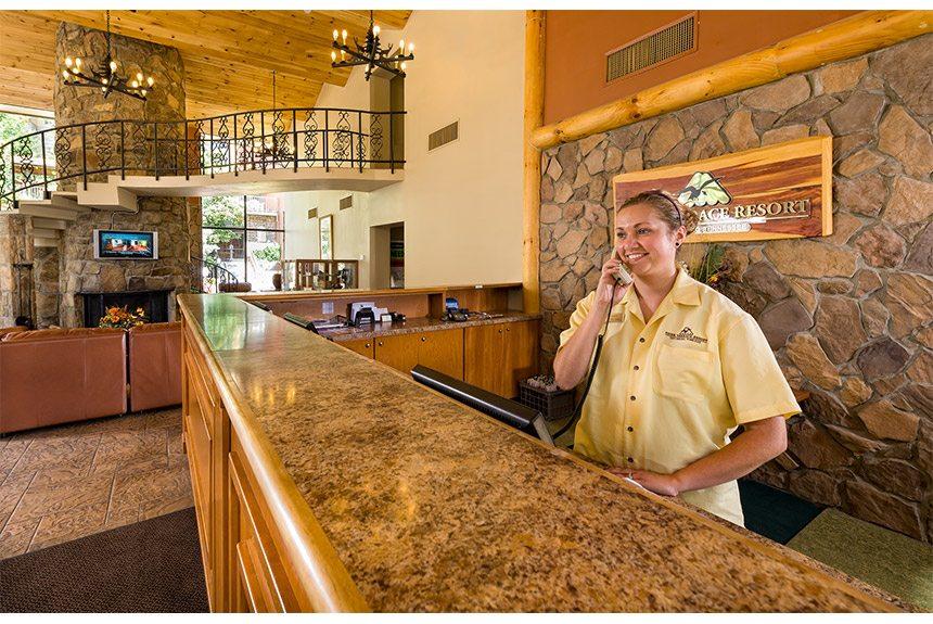 Concierge River Terrace