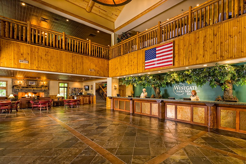 Westgate-Smoky-Mountain-Lobby