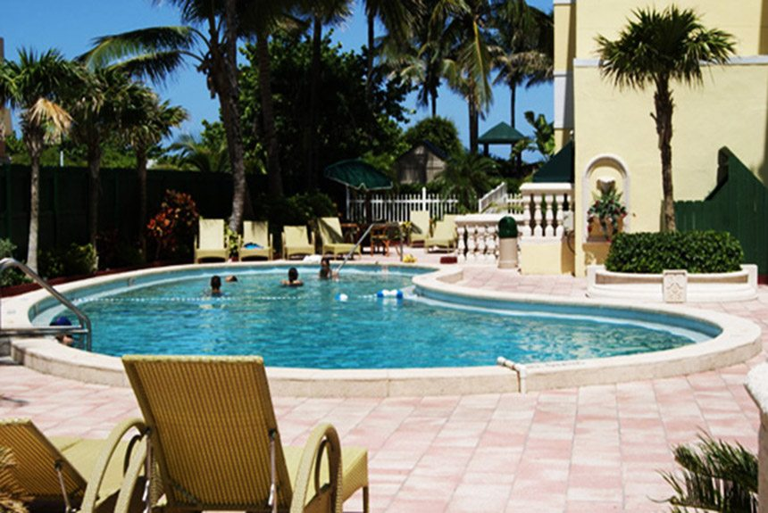 Westgate South Beach Pool