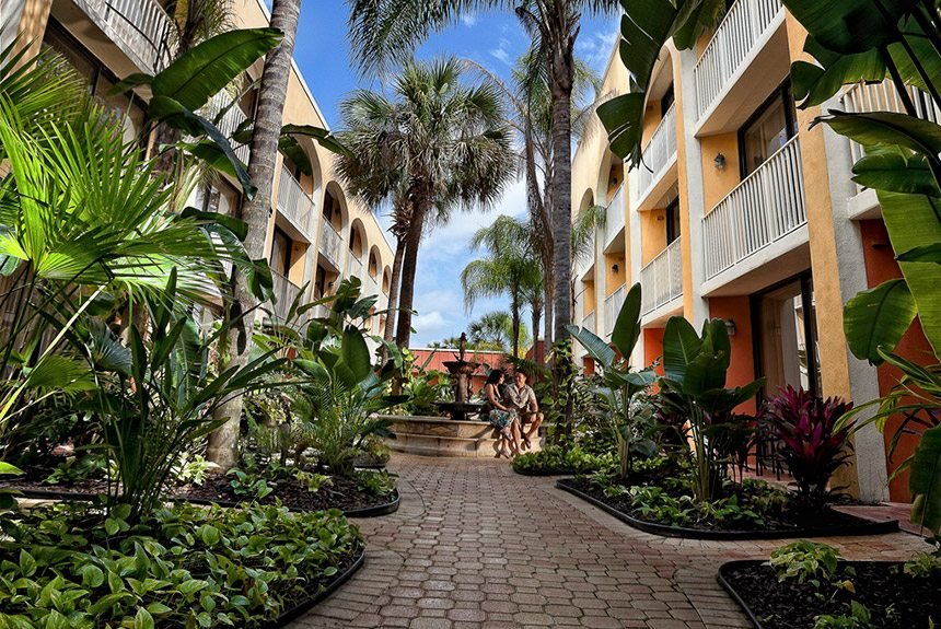 Westgate Towers Resort in Kissimmee, Florida, is a Disney area hotel that offers guests all the comforts of a fully furnished home with accommodations ranging from studios to spacious one- and two-bedroom villas, all within minutes of Orlando's world-famous theme parks and attractions.