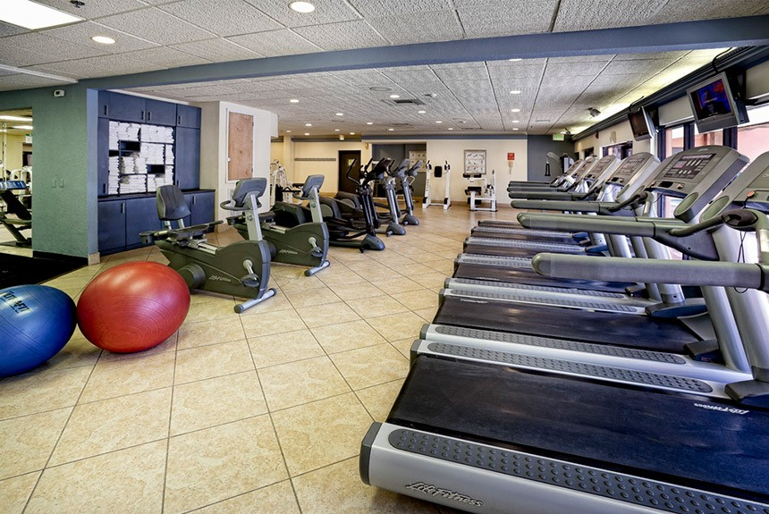 Westgate Town Center Gym