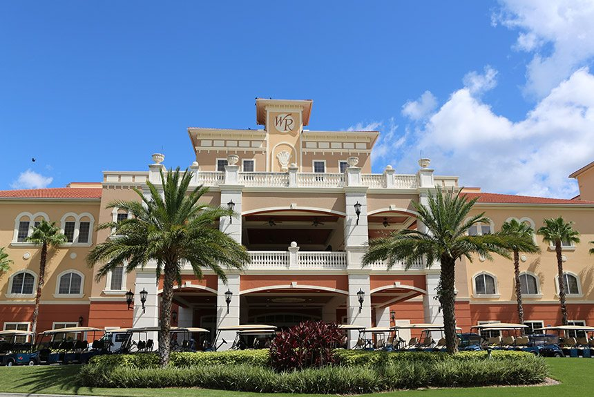 Westgate Town Center Resort and Spa Welcome Center