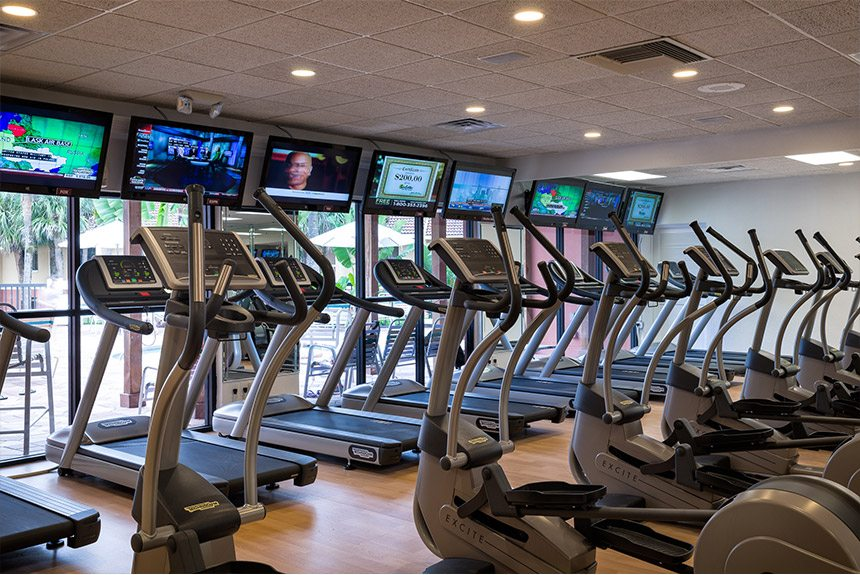 Westgate Vacation Villas Cardio-Machines