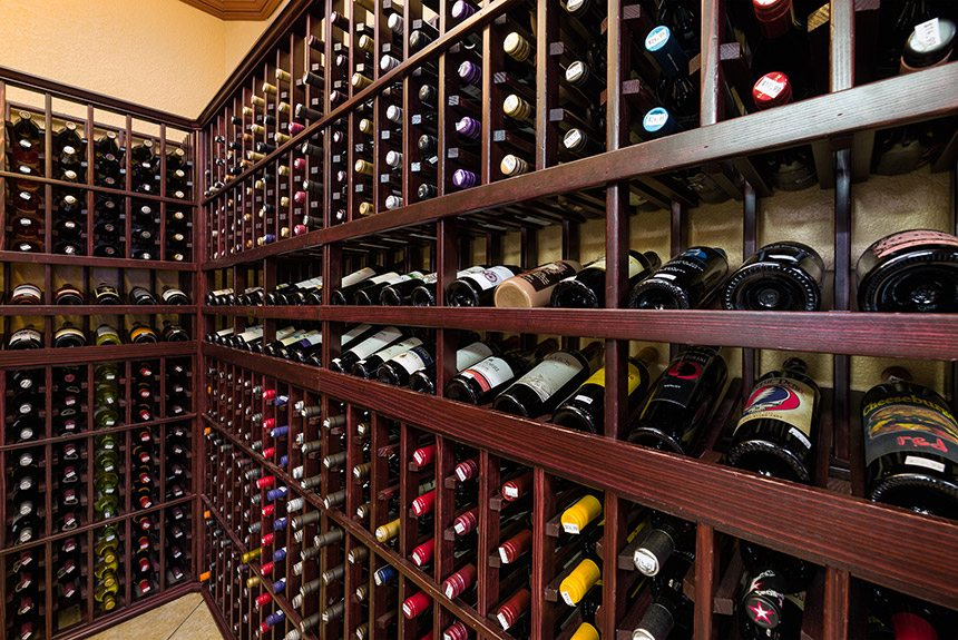 Westgate Vacation Villas Wine Room