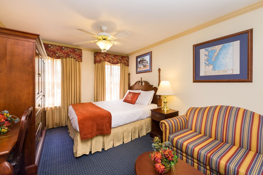 Westgate Resort Williamsburg Accommodations