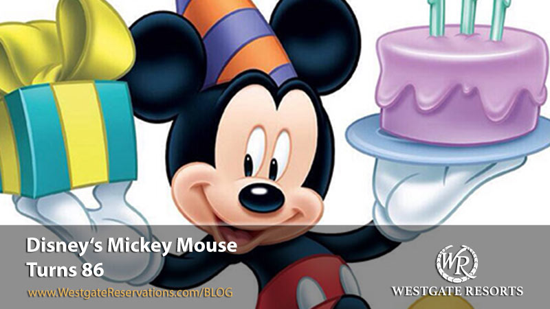 Disney's Mickey Mouse Turns 86