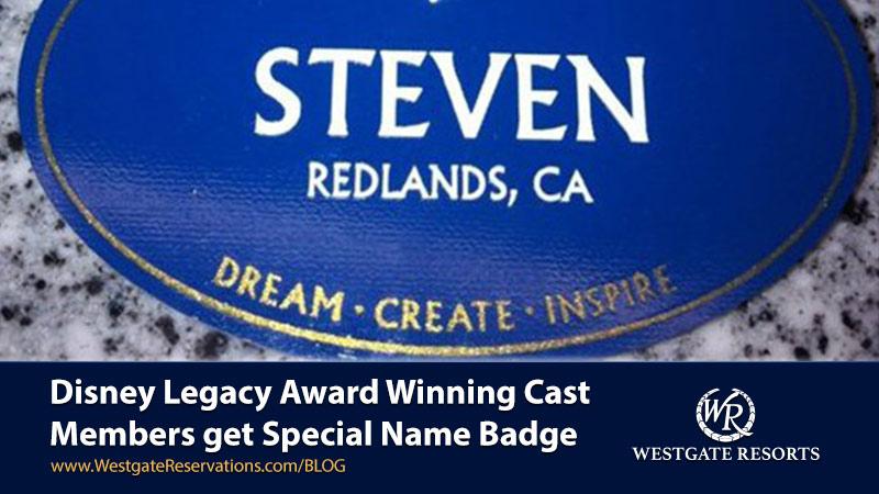 Disney Legacy Award
