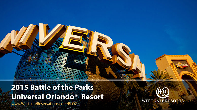 Universal Battle of the Parks