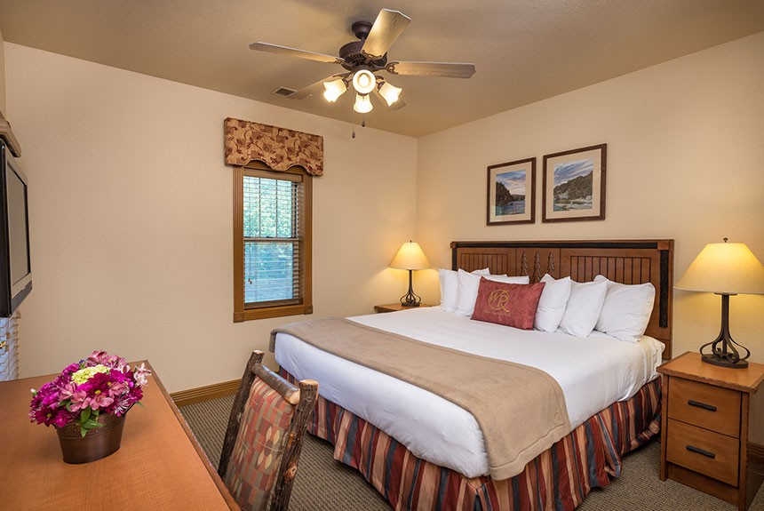 Westgate Branson Woods Resort Accommodations