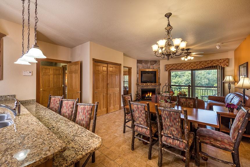 Westgate Branson Woods Resort Accommodations