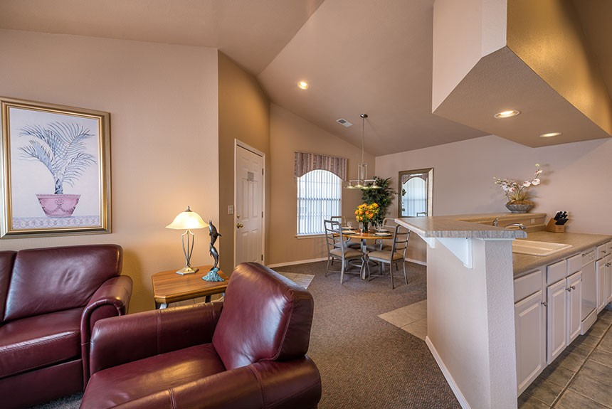 Westgate Branson Lakes Resort Accommodations