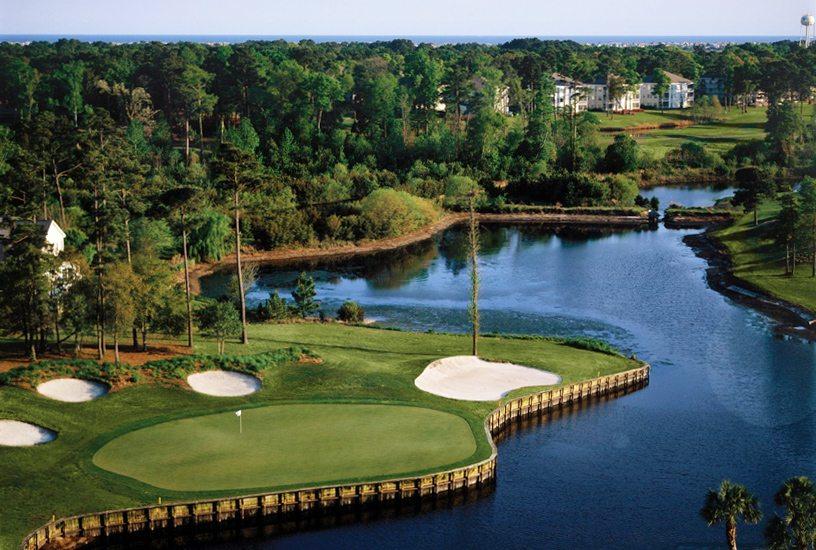 Championship Golf Myrtle Beach