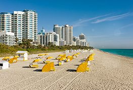 Westgate Resorts located on South Beach in Miami