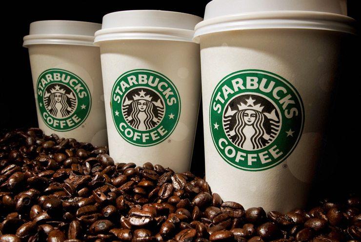 Starbucks Coffee on Resort Property