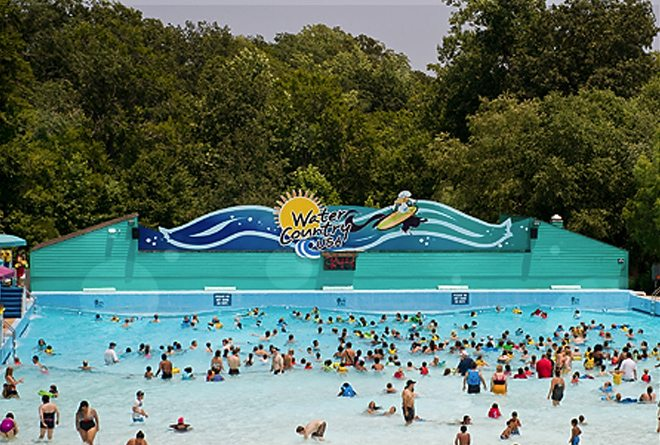 Water Country USA in Williamsburg