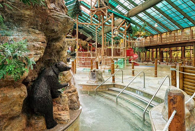 Indoor Water Park Gatlinburg, TN