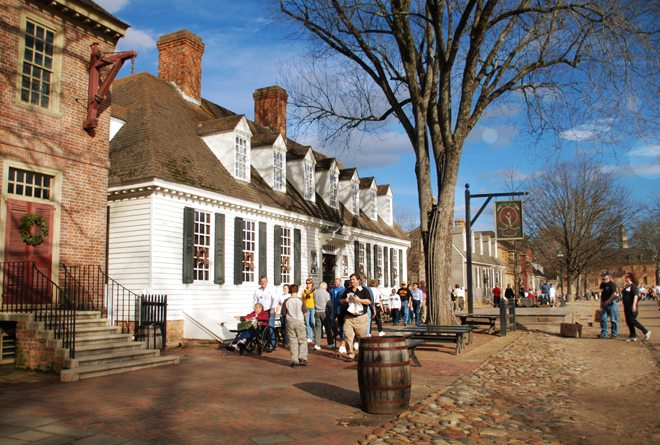 Attractions in Williamsburg