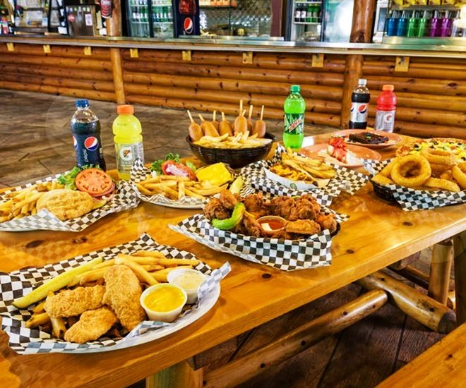 Roaring Fork Snack Bar at Westgate Smoky Mountain Resort