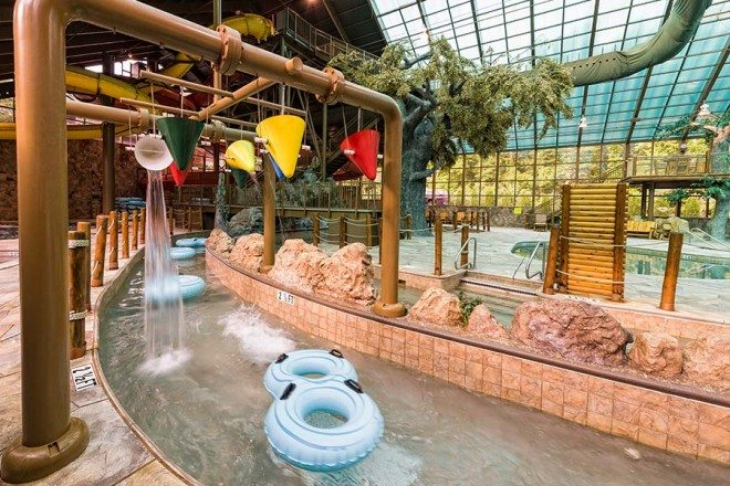 Gatlinburg Indoor Water Park