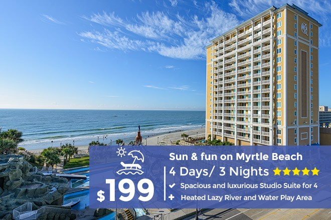 About Myrtle Beach Timeshares
