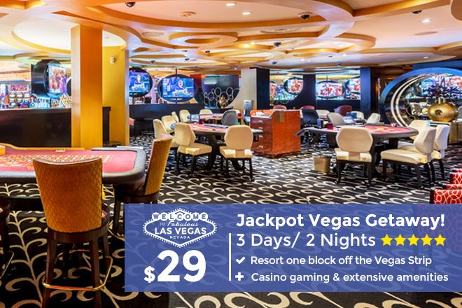 Las Vegas Vacation View Vacation Packages Specials