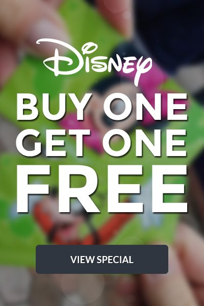 Buy one Get one Disney Tickets