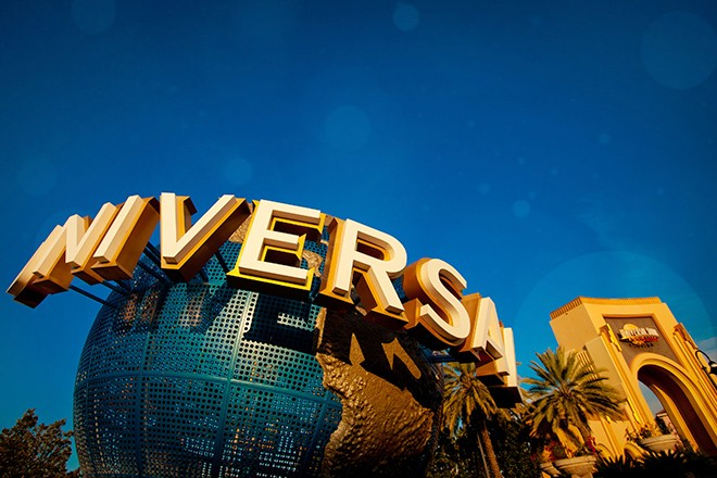 Universal Studios Vacation Package