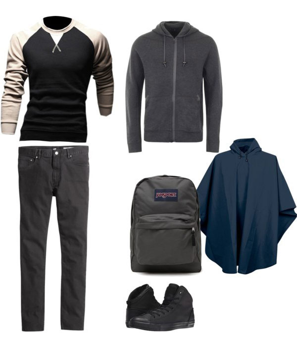 Fall Men Outfit
